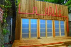 Construction halle fort de tourneville