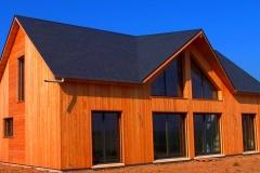 Maison construction ossature bois VAUTIER