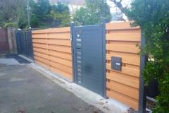 cloture portail portillon